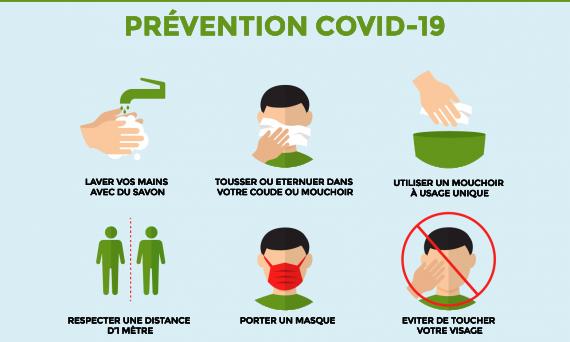 Prevention Covid-19