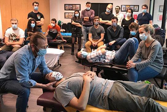 Manipulation Structurelle Tissulaire : Vertébral exclusif - David Lachaize